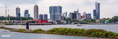 #Skyline #Rotterdam  (even groot bekijken)