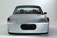 Porsche 914 V8 custom conversion for sale: photos, technical specifications, description
