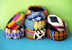Afrocentric Bangles , Worldwide.