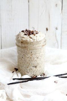 ♡ vanilla chia seed pudding