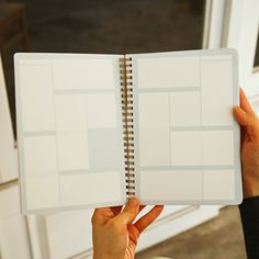 Magazine Editorial Notebook $24.00