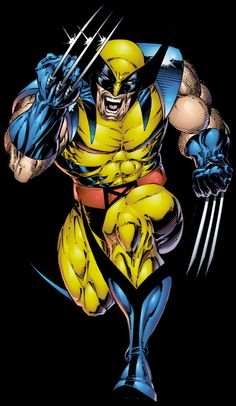 The Wolverine cartoon
