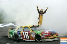 NASCAR's Kyle Busch is the man
