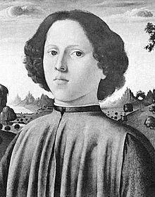 Gioffre de Candia Borgia, (1482–1518) was the youngest son of Pope Alexander VI and Vannozza dei Cattanei, and a member of the House of Borgia. He was the youngest brother of Cesare, Giovanni, and Lucrezia Borgia.