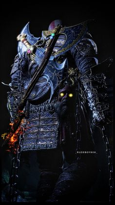 King's Quest, God Of War Series, War Tattoo, Kratos God Of War, Spartan Warrior, Angel Warrior, Joker Art, Gaming Wallpapers, Greek Gods