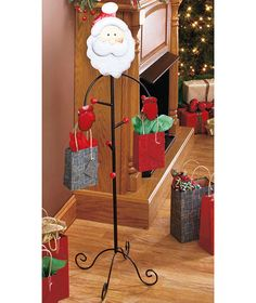 So cute and we need a Stocking Holder! Glad its not $340,282,346,638,528,860,000,000,000,000,000,000,000.00 anymore!