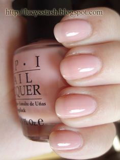 OPI Passion - one my favorite pinks ever!