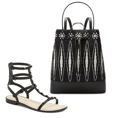 We Go Together: Spring Bags and Shoes - Fearless Fashionista Las Vegas