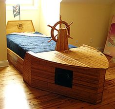 1000 images about Boat beds on Pinterest