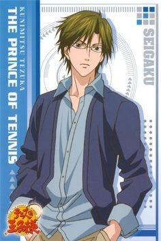 Tezuka Kunimitsu - Seigaku (The Prince of Tennis)