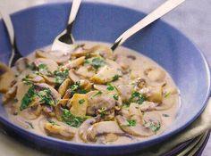 Receita de Cogumelos Salteados - http://www.receitasja.com/receita-de-cogumelos-salteados/