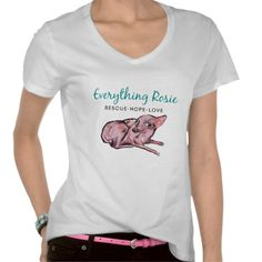 Everything Rosie T-shirts