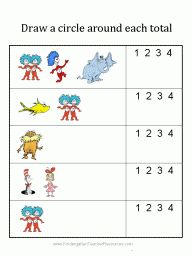 math worksheet : 1000 images about dr suess on pinterest  dr seuss green eggs  : Dr Seuss Kindergarten Worksheets