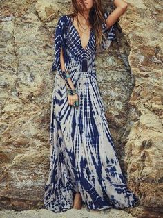 25 Amazing Boho- Chic Style Inspirations and Outfit Ideas - Trend To Wear Gypsy Style, Boho Gypsy, Hippie Style, Hippie Boho, Modern Hippie, Modern Boho, Bohemian Mode, Bohemian Style, Boho Fashion