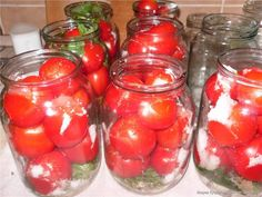 Mason Jars, Vegetables, Cooking, Boss, Canning, Romanian Food, Chef Recipes, Salads, Cuisine