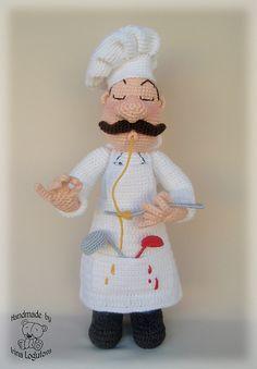 Шеф-повар de Rina777: Ravelry