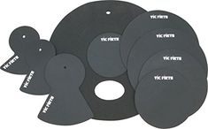 Vic Firth Drum Set Mute Prepack * More info could be found at the image url.Note:It is affiliate link to Amazon.