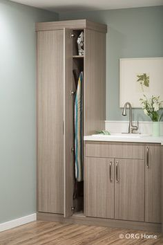 Laundry - modern - Laundry Room - Boston - Closet Classics of Andover