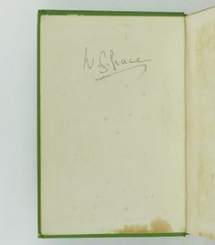 W.G. Grace's Copy of Cricket in Many Climes by WARNER, P.F. - Jonkers Rare Books