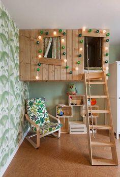 Chambre d'enfants: 70 bonnes idées pour décorer avec des photos #stile #neutre #chambre bébé ...