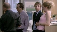 """One of my favorite scenes from """"The Office""""! Martin Freeman, Middle Management, Office Uk, Dry Humor, Ricky Gervais, Drama Queens, Let Them Talk, Best Face Products, Online Casino"""