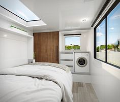 The Santa-Barbara-based Living Vehicle first introduced their exceptional mobile home back in Now they have improved upon their initial design with their latest offering - The 2020 Living Vehicle trailer. Unlike most camper trailers that are de