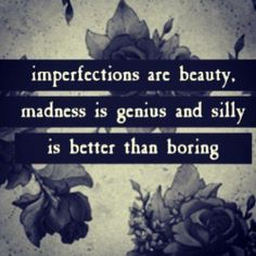 beauty quote | Be you - Be Beautiful.