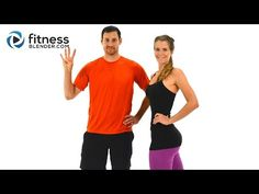 Day 4: Kickboxing & Yoga Workout - 5 Day Workout Challenge to Burn Fat & Build Lean Muscle - YouTube