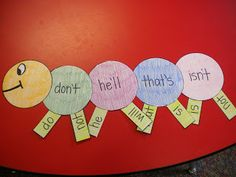 Adventures of First Grade: Fractions and Contractions
