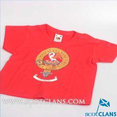 Stewart Clan Crest C