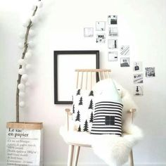 Polaroid wall decor