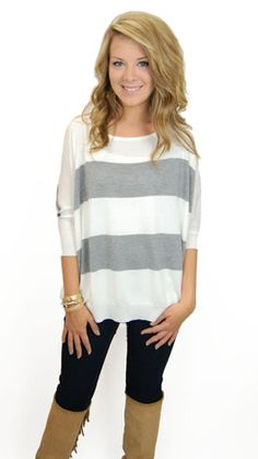 Such an easy look to pull off and it's cashmere #shopbluedoor   Cashmere blend for only $56. Say what?! www.shopbluedoor.com