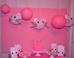 Hello Kitty Birthday Party Ideas | Photo 3 of 13 | Catch My Party