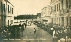 Praça Firmino Amaral : Ilhéus, BA - 1940