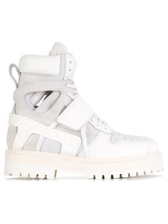 Shop Hood By Air 'avalanche' Boots In White from stores. White calf leather 'Avalanche' boots from Hood By Air. Hood By Air, Hiking Fashion, Designer Boots, Tall Boots, Fashion Wear, Best Brand, Calf Leather, Calves, Combat Boots