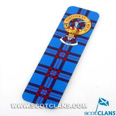 Elliot Clan Crest Bookmark