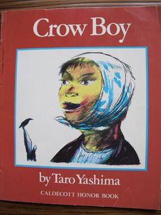 Crow Boy by Taro Yashima, 1955.
