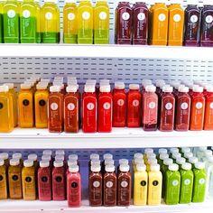 essenaoneill:  Colour is addictive  @pressedjuices x