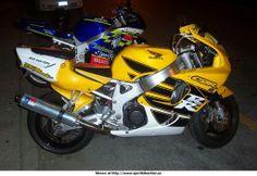 1999 Honda CBR 900 RR