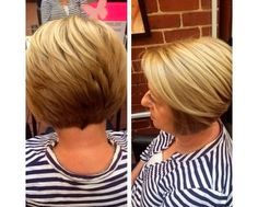 - Peinados y pelo 2017 para hombre y mujeres Latest Short Hairstyles, Short Layered Haircuts, Best Short Haircuts, Short Hairstyles For Women, Hairstyles Haircuts, Pretty Hairstyles, Classy Hairstyles, Hairstyles Videos, Trendy Haircuts