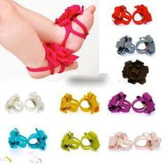 Its like being slapped in the face with cute. baby sandals. If we get a girl!!
