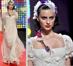 2008 Christian Lacroix -Haute Couture - Spring /Summer