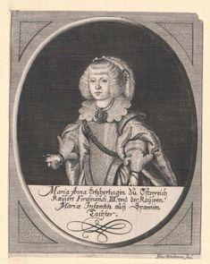 Infanta Margarita, Anna, Spain And Portugal, 17th Century, Austria, Portraits, House, Beauty, Toddler Girls