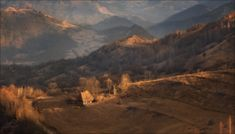 Romania, Grand Canyon, Nature, Travel, Painting, Image, Landscapes, Art, Autumn