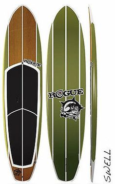 Rogue Swell 11' SUP Stand Up Paddleboard