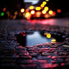 Imagem de light, photography, and rain