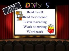 Free...The Daily 5 PowerPoint that will help explain what it's all about!