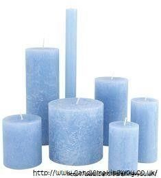 """""""How to Become a Master Candle Maker For Fun or Profit...""""    Soon, you'll finally learn how to make wonderful smelling candles that put those expensive candles sold in stores to shame. It's easy, fun and very rewarding!            My Blue candle business Showing Check out Blue candle business Rustic Candles, Blue Candles, Pillar Candles, Decorative Candles, Expensive Candles, Special Massage, Candle Maker, Candlemaking, Candels"""