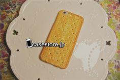 ギャグ笑うアイフォン7/6/6Splus iPhone6ケース ビスケット クッキー