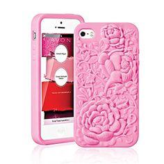 Чохол для мобільного телефону «Рожева стрічка» з 3D